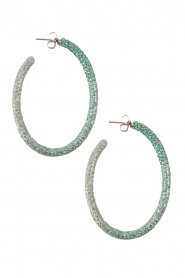 Earrings Nana | green