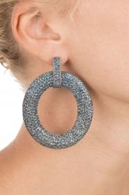 Earrings Zoe | blue