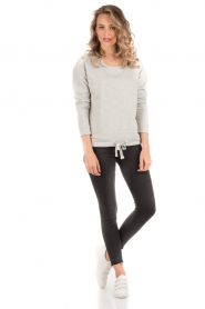 Current/Elliott | Slim-fit skinny jeans The stiletto | zwart   | Afbeelding 3