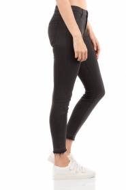 Current/Elliott | Slim-fit skinny jeans The stiletto | zwart   | Afbeelding 4