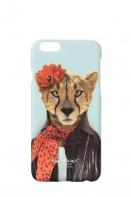 Saint Noir | Iphone hoesje 6/6S Cheetah | print   | Afbeelding 1