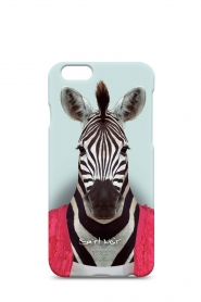Saint Noir | Iphone hoesje 6/6S Zebra | print   | Afbeelding 1