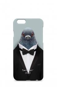 Saint Noir | Iphone hoesje 6/6S Pigeon | print   | Afbeelding 1