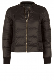 Down jacket Olivia | black