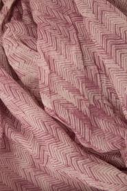 Becksöndergaard | Sjaal Sable | roze  | Afbeelding 3