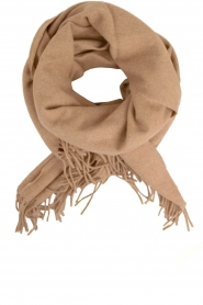 Woolen scarf Virgin | brown