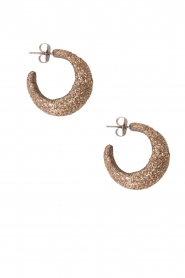Earrings Sally | light gold