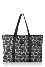 Becksöndergaard | XL Shopper Relyea Leilani | blauw  | Afbeelding 1