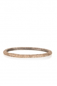 Bracelet Oval | light gold