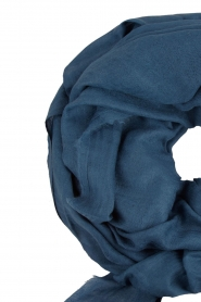 BVL | Sjaal Gauze XL | blauw  | Afbeelding 3