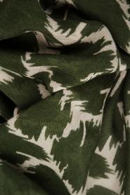 Becksöndergaard | Sjaal Cicely | groen  | Afbeelding 3