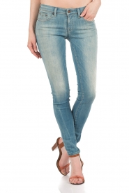 Denham | Jeans Sharp lengte 32 | blauw   | Afbeelding 2