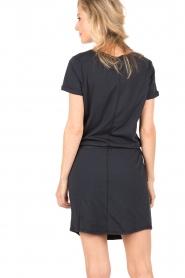 Hunkydory | Jersey jurk Peetz | donkerblauw   | Afbeelding 5