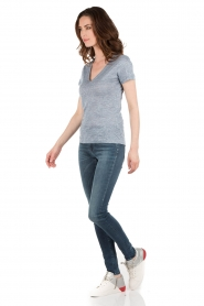 Denham | Jeans Spray YDV lengte 32 | blauw   | Afbeelding 3