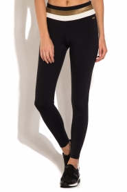 Deblon Sports | Sportlegging Michelle | zwart  | Afbeelding 2