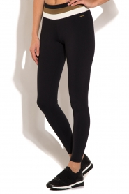 Deblon Sports | Sportlegging Michelle | zwart  | Afbeelding 4