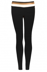 Deblon Sports | Sportlegging Michelle | zwart  | Afbeelding 1
