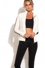 Sportvest Zoe | wit