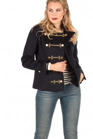 Coat Fort Lupton | navy blue