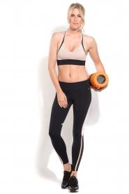 Sports bra Zoe | nude