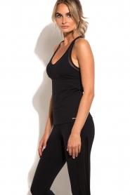 Sports top Zoe | black