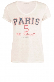 T-shirt Paris | wit