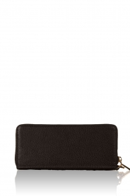 Leather wallet Mercer | black