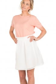 Knitted top Cameo | pink