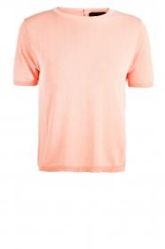 Gebreide top Cameo | roze