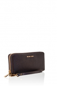 Leather wallet Mercer | dark blue