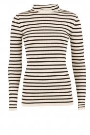 Turtleneck sweater Ella|off-white