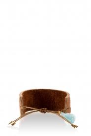 Melz | Leren armband Texas | multi   | Afbeelding 3