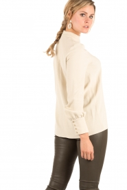 Blouse Oyster | sand