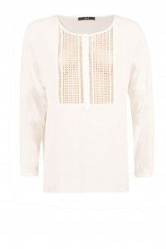 Tunic Egret | off-white
