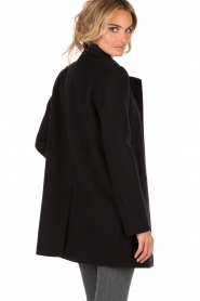 Coat Gloria | Black