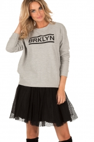 Set | Sweater Brooklyn | Grijs  | Afbeelding 2