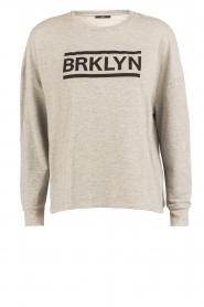 Set | Sweater Brooklyn | Grijs  | Afbeelding 1