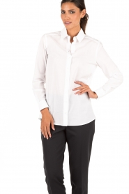 Blouse Sandra | white