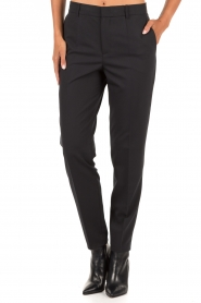 Trousers George | blue