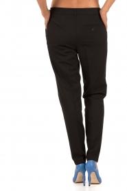 Set | Pantalon George | zwart  | Afbeelding 5