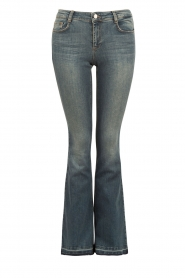 5-pocket flared jeans Lorna length size 32 | blue