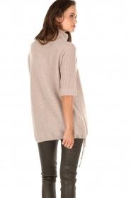 Cashmere sweater Sienna | light brown