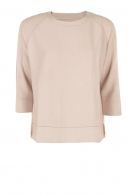 Cashmere sweater Stella | light pink