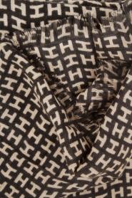 Hemisphere | Kasjmieren sjaal Ombre | print  | Afbeelding 4