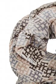 Hemisphere | Kasjmieren sjaal Ombre | print  | Afbeelding 3