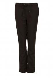 Rosemunde | Pantalon Maddy | zwart  | Afbeelding 1