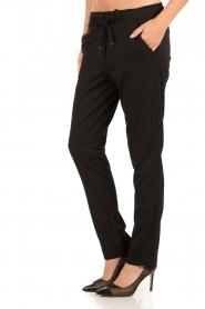 Rosemunde | Pantalon Maddy | zwart  | Afbeelding 4
