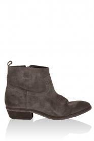 Suede ankle boots Olsen Vesuvio | grey