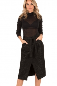 Skirt Meltingpot | black