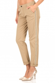 Pants Mainlandrib | brown